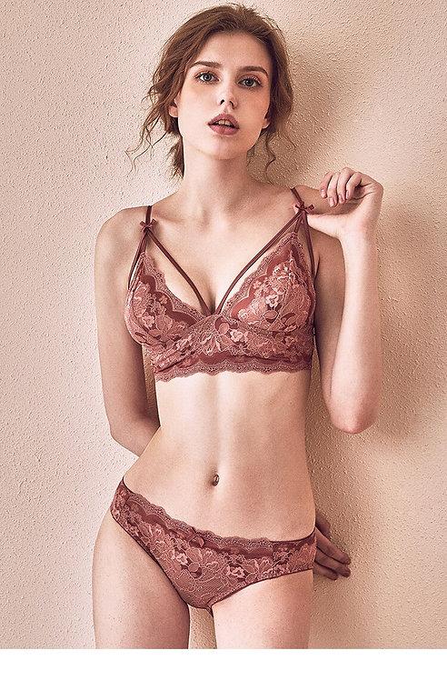 Sexy Ladies Bra Set