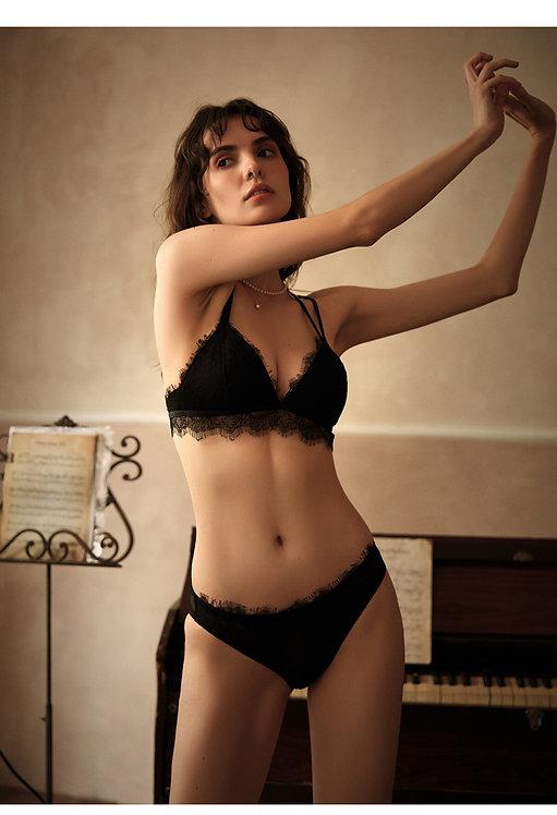 bra set beauty cross strap lingerie sets