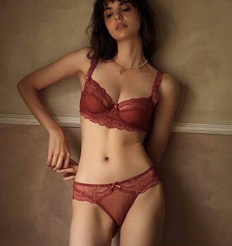 Sexy Lace Body push up cross underwear Summer