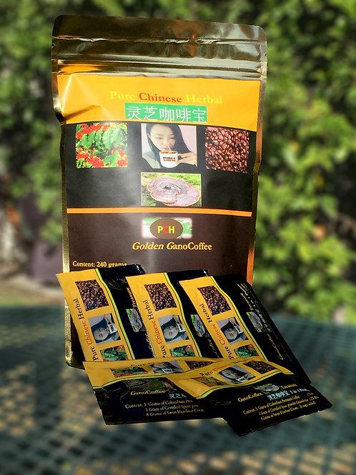 GoldenGano Coffee