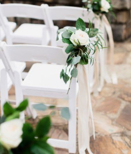 Ceremony - Aisle