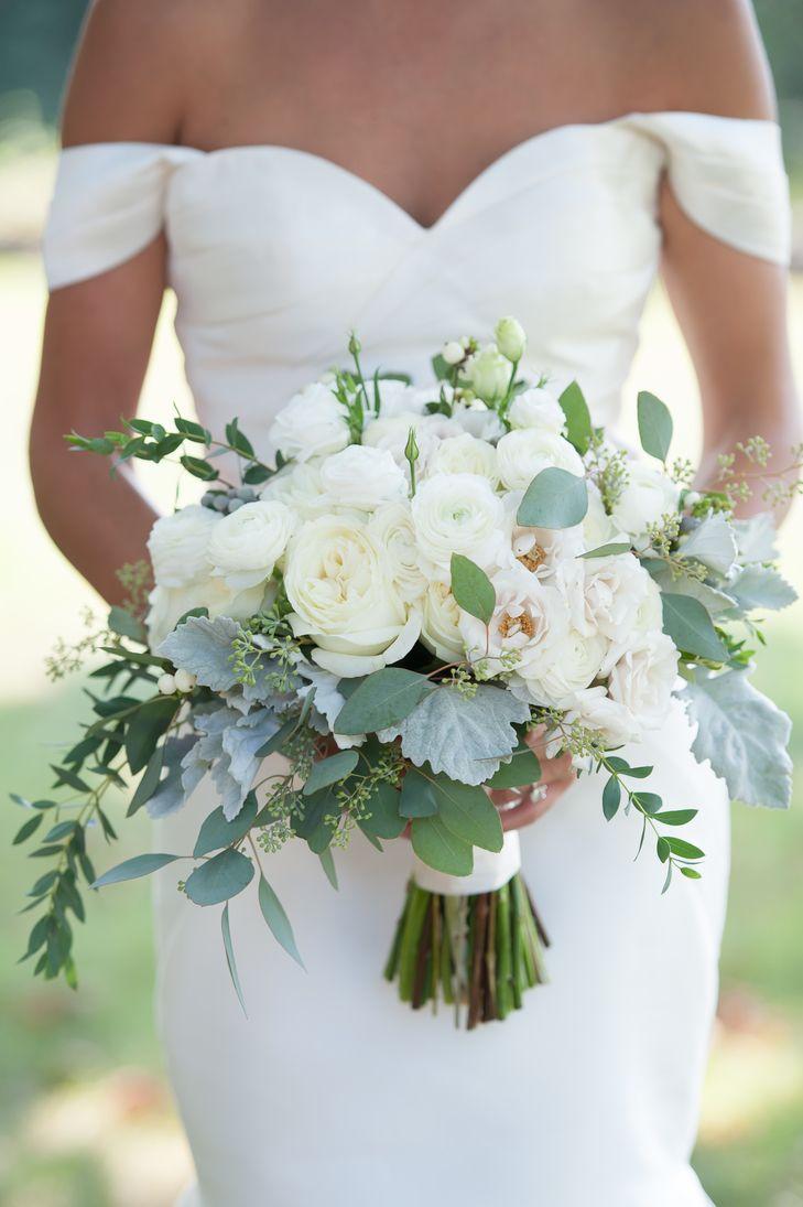 Bridal - Garden Clutch
