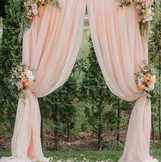 Ceremony - Pipe and Drape