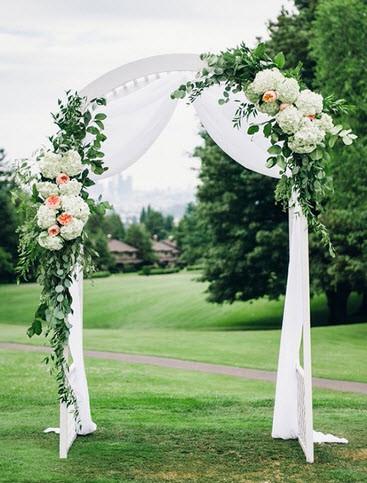 Ceremony - Arch