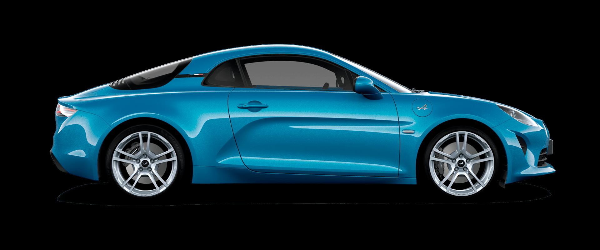 Bleu Alpine Acier
