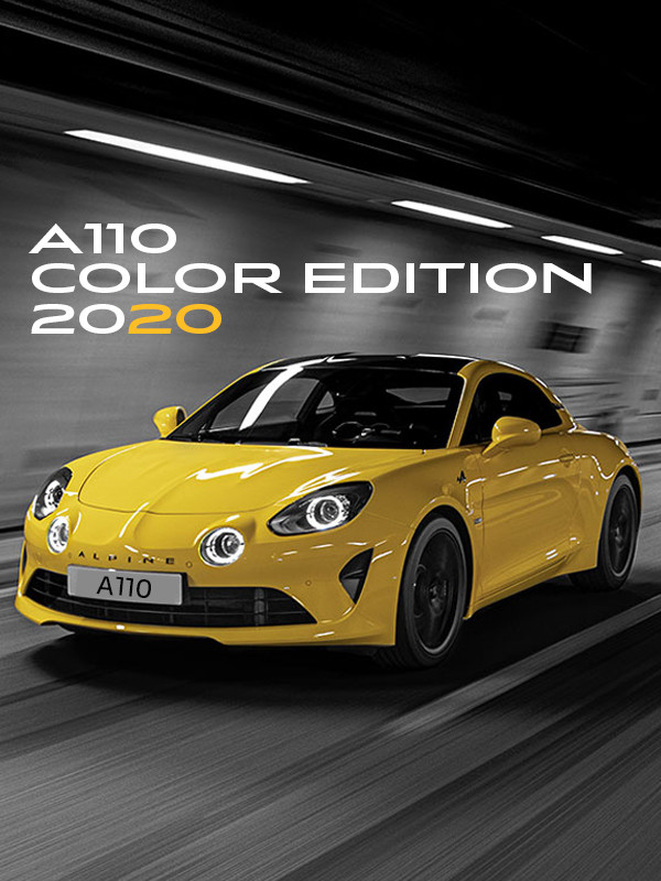 A110 Color Edition