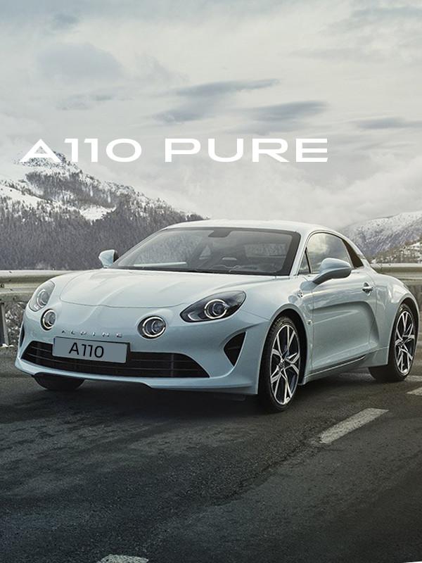 A110 Pure