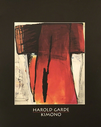 Harold Garde: In the Shape of a Kimono