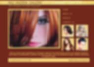 Nu Moda Salon's old website