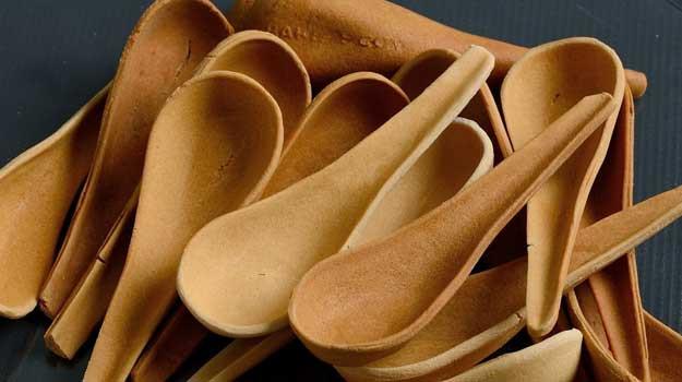 Edible spoon by BAKEYs