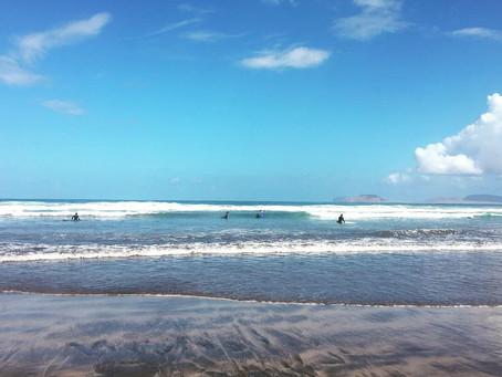Le surf, cette expérience qui m'a permis de lâcher un mental si bien accroché.