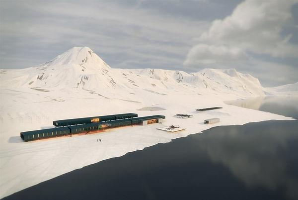 Estação Antartica do Brasil