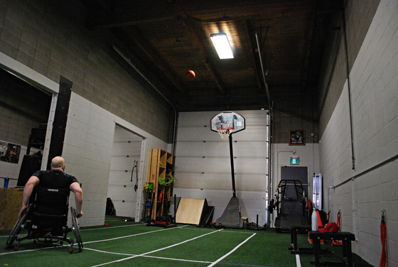 Adaptive Athletics: Challenging The Game