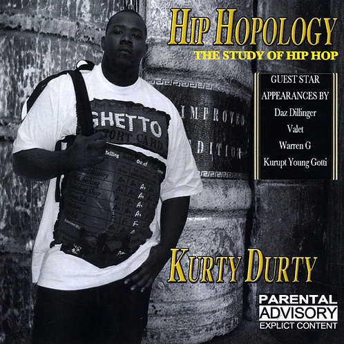 HipHopology: The Study Of Hip Hop - Album