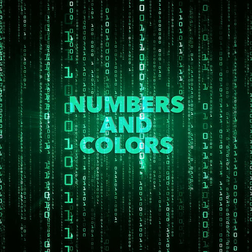 Numbers And Colors - Single