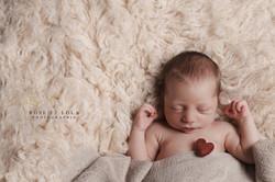 Rose et Lola Photographie-nouveau né