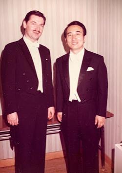 長谷川敏テノールリサイタル 歌曲集「美しき水車小屋の娘」 1980年6月 東京日本教育会館 Pf.ライナー・ホフマン