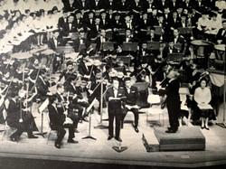 1966年 東京藝術大学 半世紀続演「メサイヤ」テノール独唱 指揮:フリッツ・マイヤー  02