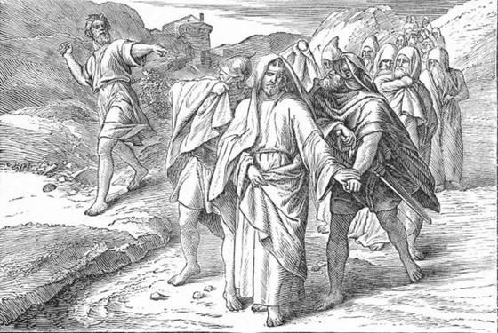 David's Punishments Fulfilled