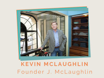 "How Kevin McLaughlin Created a ""Retail Triumph"""