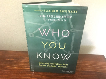 """Why Every Educator and School Administrator Should Read """"Who You Know"""""""