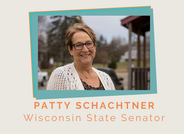 Speaking Out on Social Justice – Inspiration from Senator Schachtner