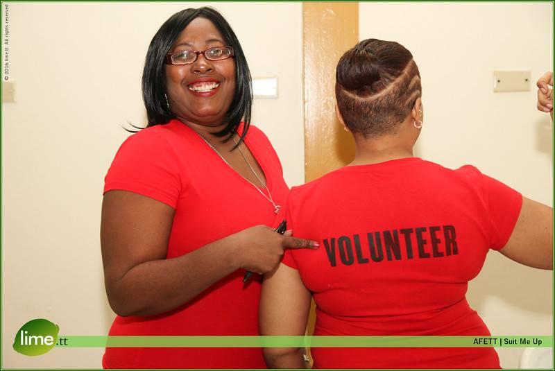 volunteer power