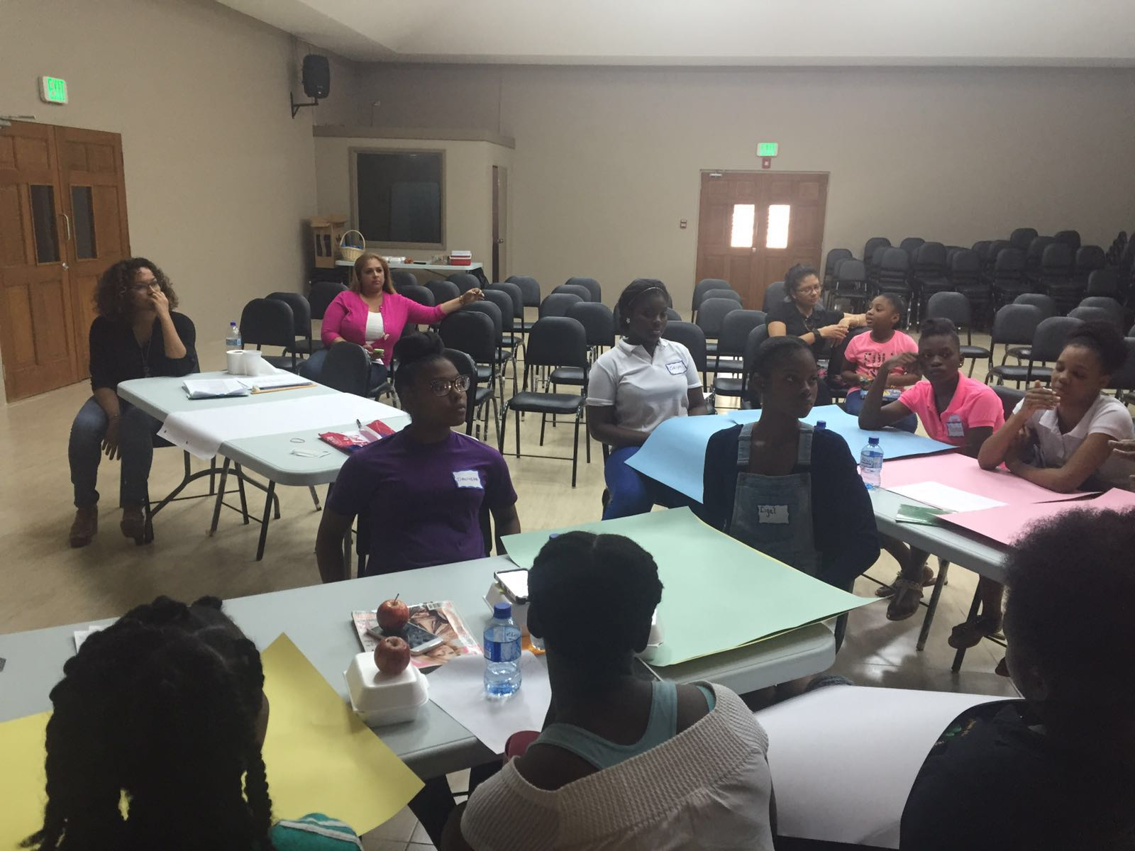 Ministry Mentorship First Day 10