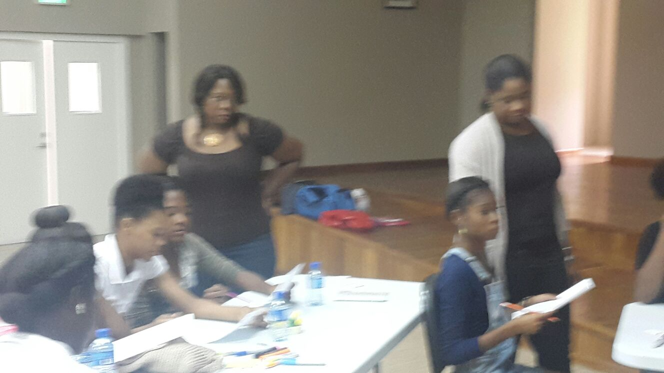 Ministry Mentorship First Day 11