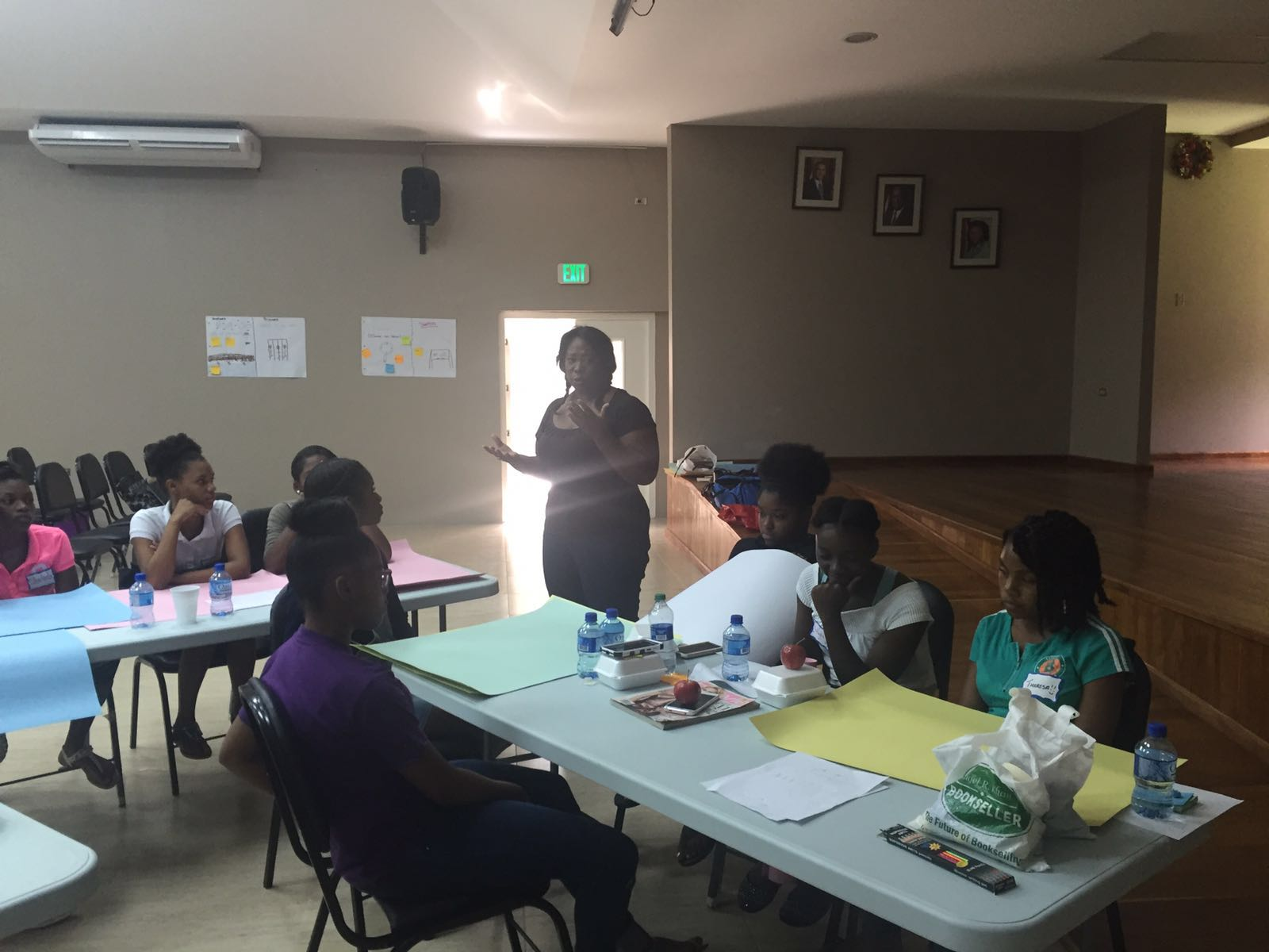 Ministry Mentorship First Day 6