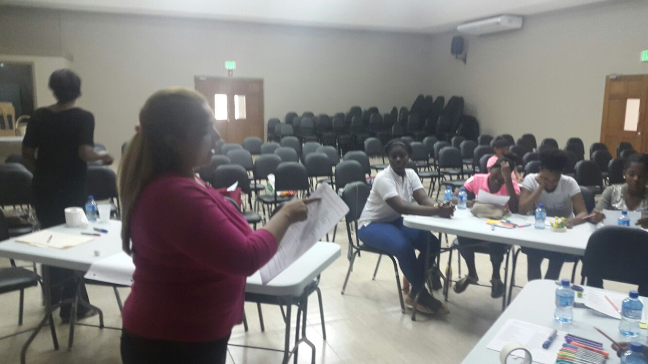 Ministry Mentorship First Day 15