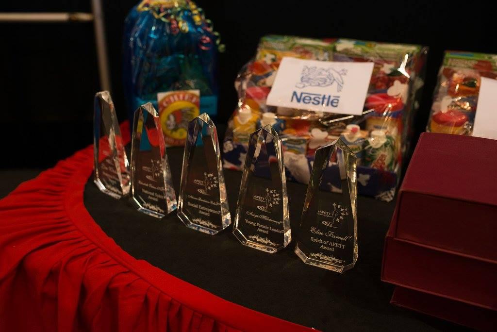 WOI Awards & Prizes