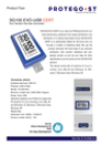 SG100 EVO-USB CERT Product Flyer
