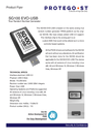 SG100 EVO-USB Product Flyer
