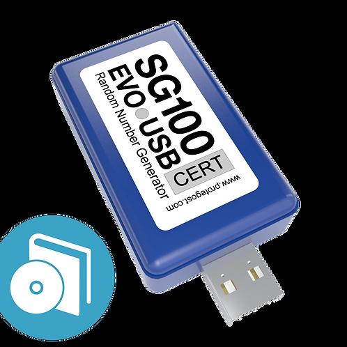 SG100 EVO-USB CERT Starter Pack PSDK
