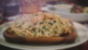 אורז עם ירקות - שף םרטי לאירועים פטריק זילברמן