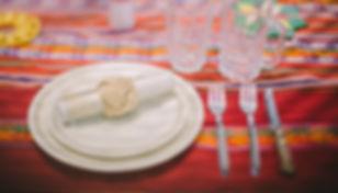 אירוח בבית השף - שפים מארחים בביתם