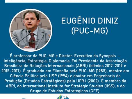 Eugênio Diniz estará no SimpoRI 2020!