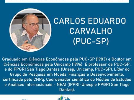 Carlos Eduardo Carvalho estará no Simpori 2020!