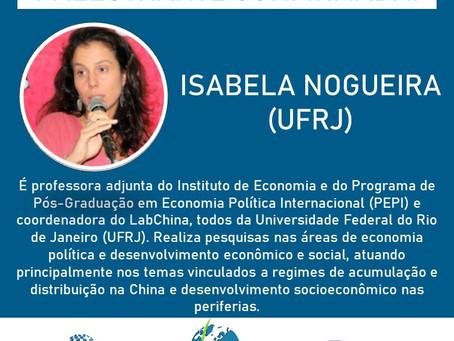 Isabela Nogueira está confirmada no SimpoRI 2020!