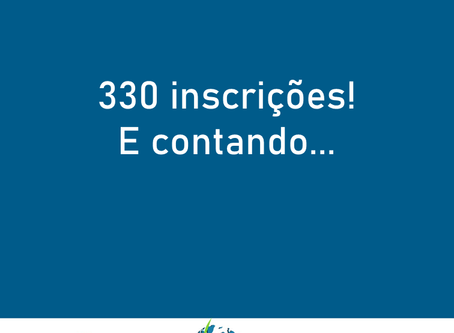 Mais de 330 inscritos no SimpoRI!