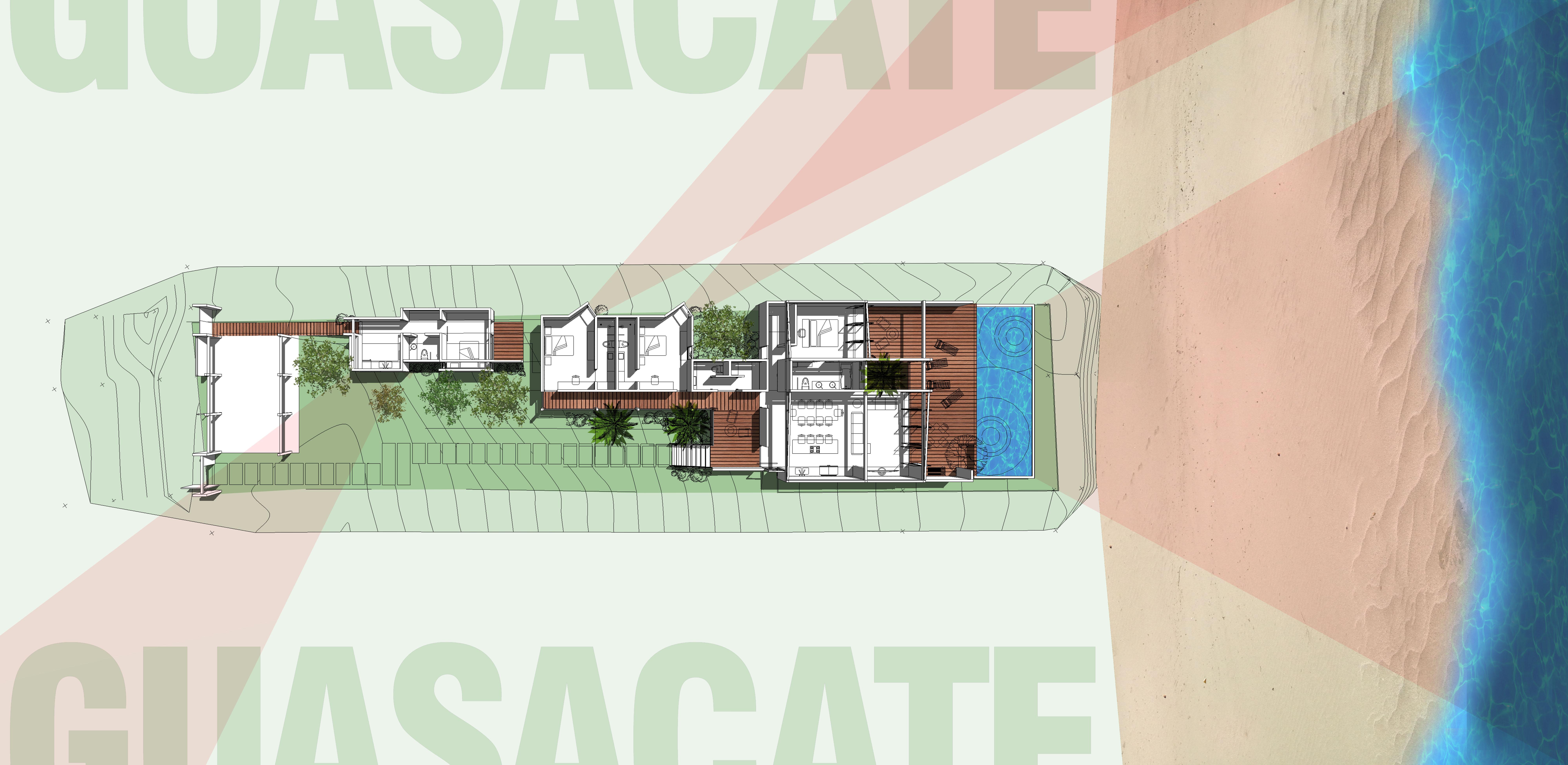 Casa GUASACATE