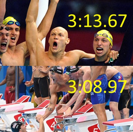 3:13.67 is no longer the standard to strive for!