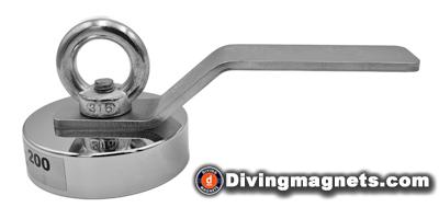 Diver Magnet - 250