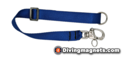 Diver Magnet Lanyard - Adjustable