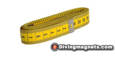300cm Soft Tape Measure / 120 Inches