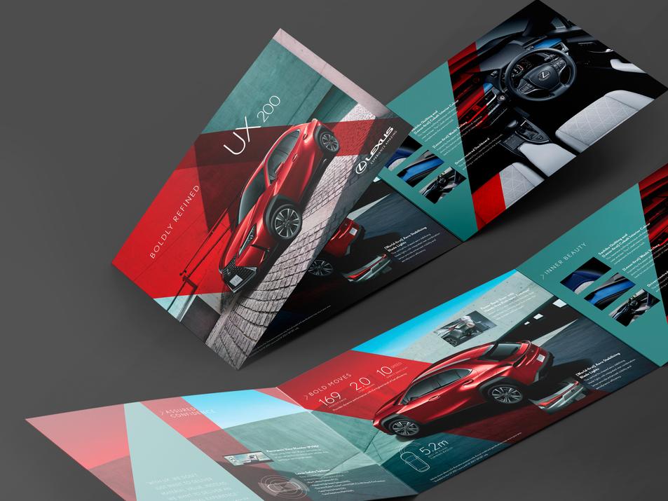 Boldly Refined Lexus UX