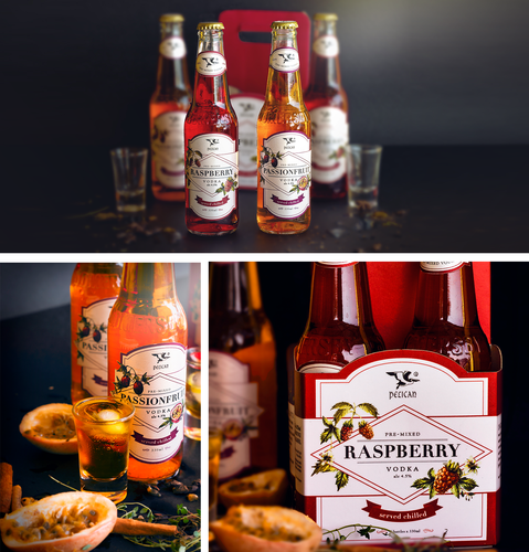Vodka Rebranding