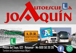 Autoescuela Joaquín