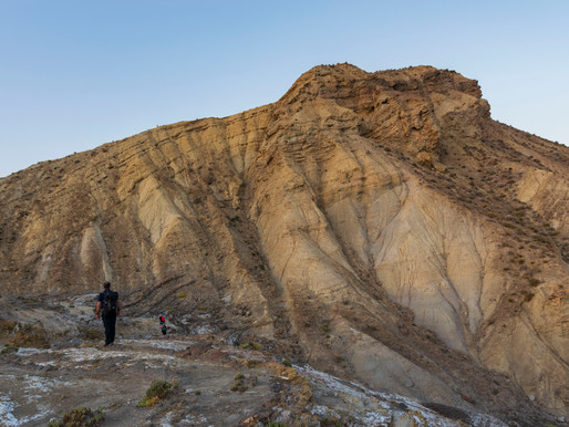 Atardecer Fotográfico en el Desierto de Almería